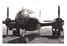 USAAF UNITED STATES ARMY AIR FORCES 1950s PHOTO OF WWII B29 SUPERFORTRESS BOMBER