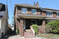 Photo 1 of 70 Runnymede Rd, Toronto, 3 + 1 beds, 2 baths - Find Homes For Sale, Ontario, Townhouse, Toronto, Condo, Real Estate, Baths, Places, Outdoor Decor