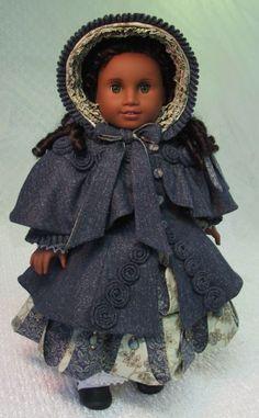 MHD Designs - Son Bonnet - Fashion Pattern for 18 Inch American Girl Dolls