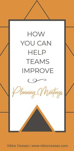 About a year ago I worked with a team that wanted to improve their planning meetings. As I observed this team, I noticed that they used their planning meeting for 5 other things. Business Writing, Resume Writing, Business Tips, Career Development, Personal Development, Leadership Tips, Thing 1, Make Money Blogging, Team Building