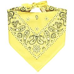 Forever21 Paisley Print Bandana ($3.99) ❤ liked on Polyvore featuring accessories, scarves, cotton scarves, cotton bandanas, paisley print bandana, woven scarves and paisley handkerchief