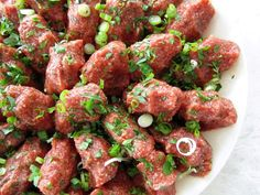 Mission: Food: Chi Kofte (Armenian Steak Tartare)