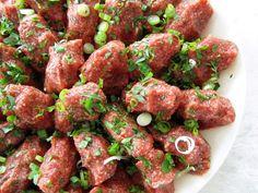 1000 ideas about steak tartare on pinterest tartare for Armenian cuisine aline kamakian