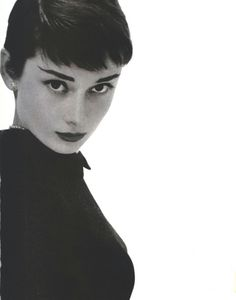 Audrey bangs :)
