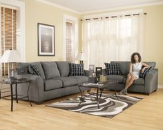 Cobblestone Sofa from the Alexandria Collection