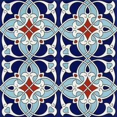 tattoo - mandala - art - design - line - henna - hand - back - sketch - doodle - girl - tat - tats - ink - inked - buddha - spirit - rose - symetric - etnic - inspired - design - sketch Turkish Tiles, Turkish Art, Tile Patterns, Pattern Art, Motifs Islamiques, Islamic Tiles, Islamic Art Pattern, Blue Pottery, Motif Floral