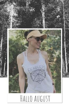 This really comfy, versatile, racerback tank top is a must-have for summerdays like these! Get free shipping when you add this code to checkout: FFBBBY20  #summerstyle #summeroutfitideas #womensclothing #womensfashiontrends #tanktopfashion #tanktopoutfits #uk #geometrictigerdesign #fearless #tiger