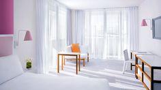 Shore Club, 5 star luxury hotel in Miami Beach