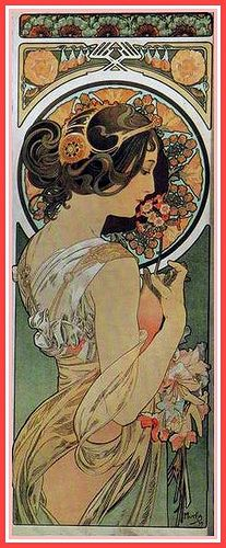 Mucha Primavera 1899 by mpt.1607, via Flickr
