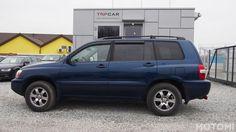 Toyota Highlander 3,3LPG 233KM, 7osób, Zadbana - Ogłoszenia • AutoCentrum.pl