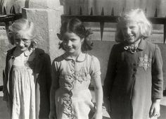 Jewish children. The apple of G-d's eye. Nazi Germany was doomed from the start.