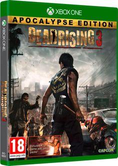 #DeadRising3 : Apocalypse Edition ! Profitez du jeu Neuf + 4 DLC à petit prix sur #XBOXONE Uniquement sur #RGaming