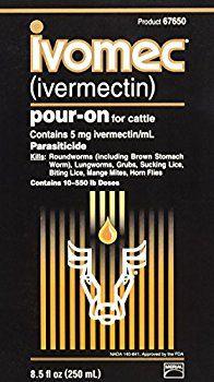 047894 Ivomec Parasiticide Pour Cattle | Lakewood