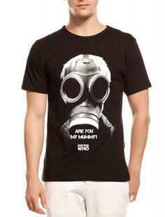 DOCTOR WHO ARE YOU MY MUMMY T-SHIRT - moleball