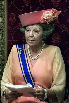 Queen Beatrix, Prinsjesdag 2000