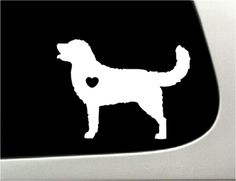 """Fantastic """"Golden Retriever pups"""" info is readily available on our internet site. Dogs Golden Retriever, Retriever Puppies, Different Types Of Dogs, Car Decals, Sticker, Dog Car, I Love Dogs, Superhero Logos, Fiat 500e"""