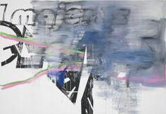 """""""Depression"""" by Michel Majerus, 2002"""