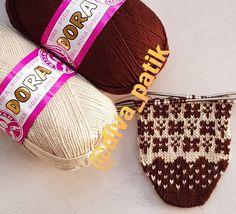 """1,480 Beğenme, 62 Yorum - Instagram'da #patik (@diva_patik): """"#selamunaleykum canlar. Ben yine muhteşem bir modelle geldim. Model için @patik.deryasi  Feridecim…"""" Fair Isle Knitting, Knitting Socks, Sunglasses Case, Instagram, Patterns, Breien, Knit Socks, Ravelry"""