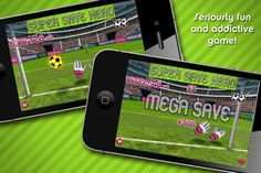 Flick Football Super Save Hero  Genres: Games  Seller: Neon Play  Released: Apr 12, 2011  Size: 15.07 MB | Version: 1.0.5    After the huge success of flick football, gamers also wanted to be on the opposite side and start saving a few goals instead of scoring them. So in came super saver and neon play did it again in style.    The gameplay is simp