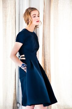 rosie tupper...love the dress