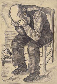 """""""La práctica hace al maestro"""" es uno de los temas de Vincent nuestra presentación actual. El Van Gogh Museum de Amsterdam Hermitage '. La práctica y la experiencia fue importante para Van Gogh, porque creía que la educación de un artista nunca se completó."""