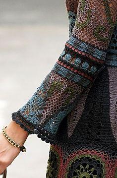 """Robe """"motif péruvien"""" (Hook.). Discussion sur LiveInternet - service russe Diaries en ligne"""