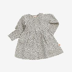 Want - Small Dots Dress