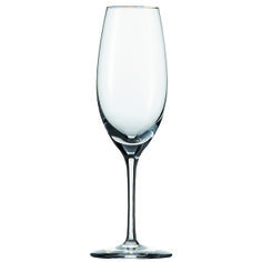 """Use code """"BEMINE14"""" to receive 15% off Schott Zwiesel champagne glasses now through Feb.14! Order by Feb. 4 to receive by Valentine's Day! shop.fortessa.com"""