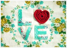 Love Art by kristenaderrick, via Flickr