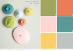 Vintage Inspired Colour From The 1950s Vintage Inspired