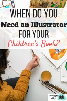 If you want to write a kid's book that requires illustrations, you will need an illustrator. But it's not your job to find them. Read this ultimate guide to illustrators to help you find the person for your story! Writing Kids Books, Book Writing Tips, Writing Websites, Book Publishing, Amazon Publishing, Find A Book, Children's Picture Books, Book Projects, Children's Book Illustration