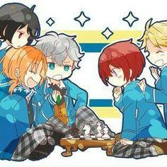 Ensemble Stars, Anime Chibi, Knights, Knight