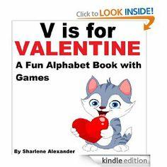 Amazon.com: V is for Valentine eBook: Sharlene Alexander: Kindle Store FREE for Kindle