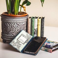 iPhone 5 and 5s Classic Book Covers by KleverCase