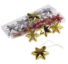 Merry Little Party Useful Cute Christmas Tree Stars Decorations Baubles Xmas Party Wedding Ornament Gift #clothing,#shoes,#jewelry,#women,#men,#hats,#watches,#belts,#fashion,#style