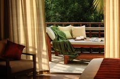 The Leisure Suite - Balcony  © Alila Hotels and Resorts