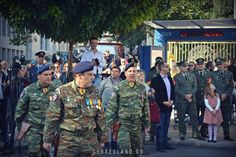 Φωτογραφικό υλικό από τη στρατιωτική παρέλαση στις Σέρρες (17 photos)