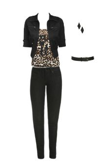 WetSeal.com Runway Outfit:  hmhhj by JasmineDawson55.
