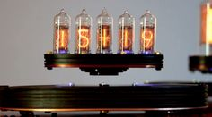 You May Have a Nixie Tube Clock, but Can Yours Levitate? | Hackaday