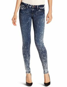 Emily's acid wash jeans from the winter premiere are fab and big time on sale! Love these Sold Design Lab Jeans!!