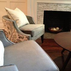 Abby Manchesky Interiors: swanky living room inspiration
