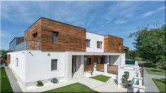 Családi házak képei - családi ház, villa és nyaraló modern, minimál, mediterrán, klasszikus és egzotikus stílusban a Szép Házak magazinból (lakások, otthonok 11)
