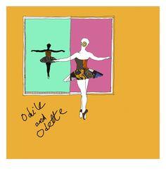 Yinka Shonibare RA   ODILE AND ODETTE   Summer Exhibition Explorer
