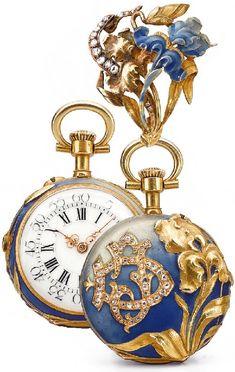 Jewelry watches 1910
