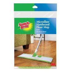 Scotch-brite Hardwood Floor Mop Refill - 1 Each (M005R)