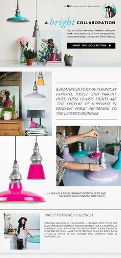 Barn light Electric + Veronica Valencia
