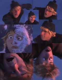 *KRISTOFF ~ Frozen, 2013 from the new released clip :)