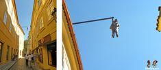 hanging-Freud, Prague