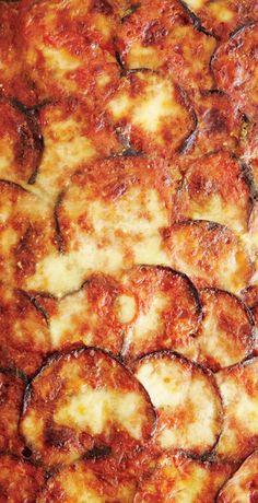 Eggplant, Mozzarella, And Saffron Rice Bake. Cheesy, comforting, and ...