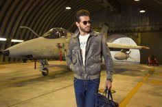Aeronautica Militare Man